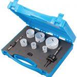 Silverline 595759 Kit scies cloches bi-métal