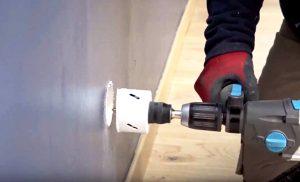 Comment utiliser une scie cloche?
